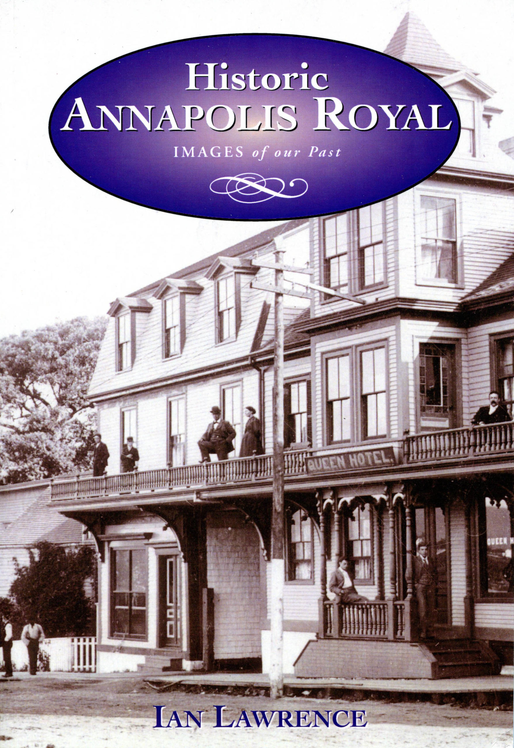 Historic Annapolis Royal Book Cover