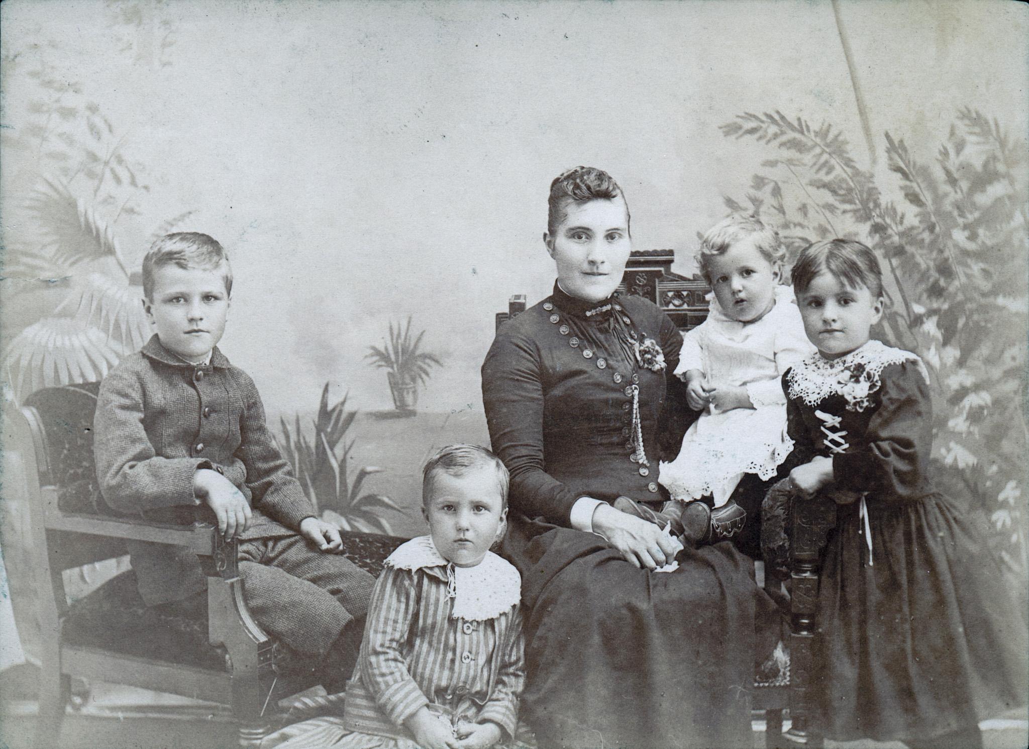 Nicklos Family Photo