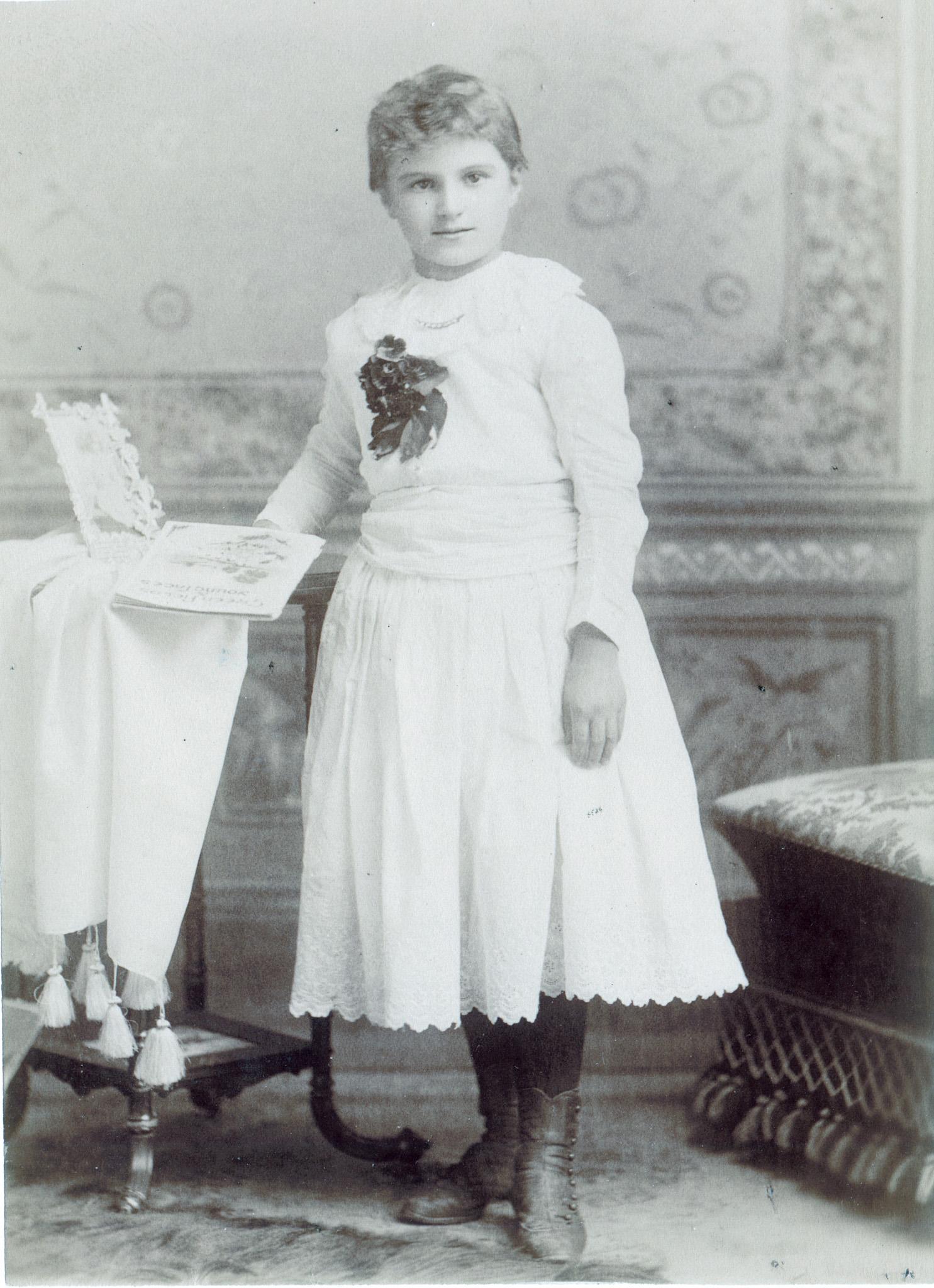Gertrude Nicklos