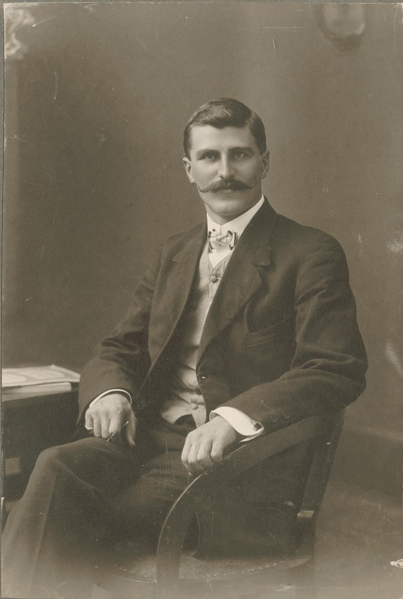 Ernest James Nicklos