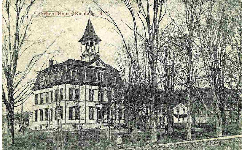 Richburg School House 1900