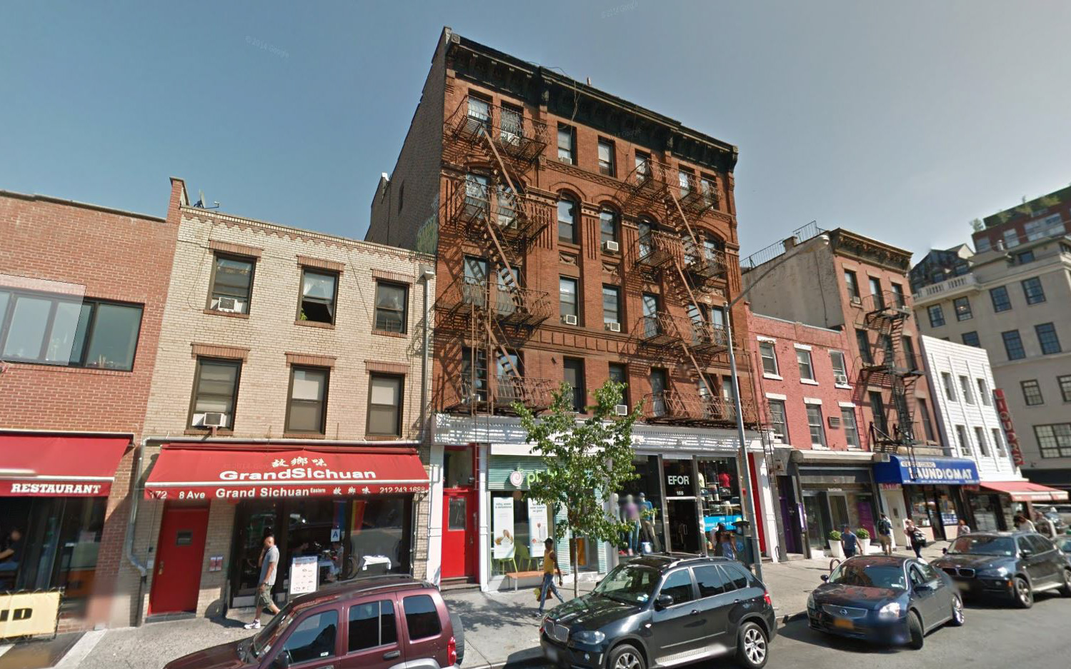 170 8th Street in Chelsea, New York City