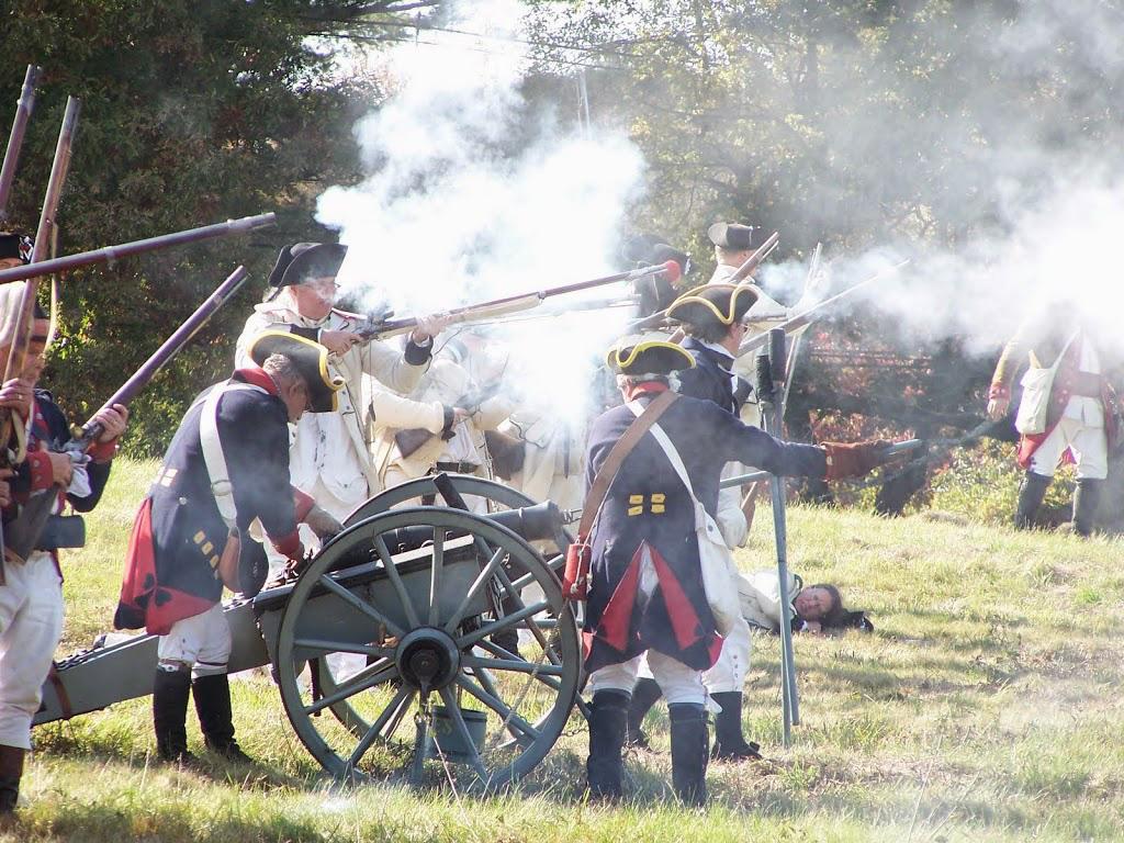 2nd Massachusetts Battle Reenactment