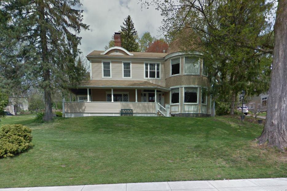 Asa Baker House