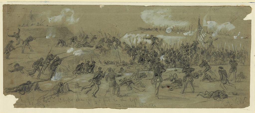 Attack on Fort Gregg