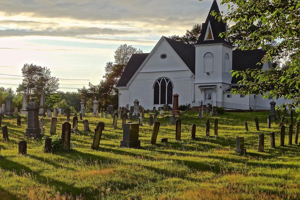 Billtown Baptist Church Cemetery