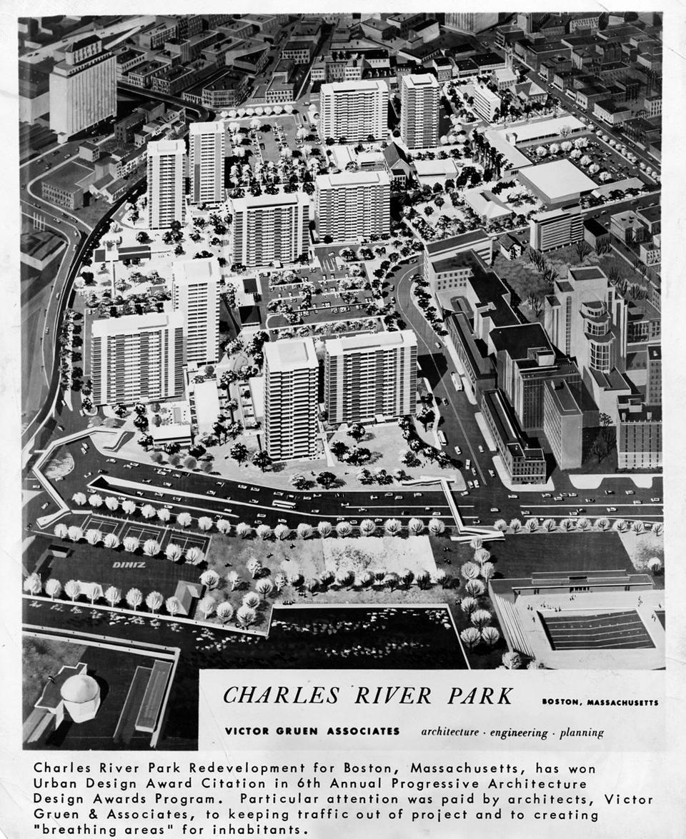 Charles River Park Ad, 1959