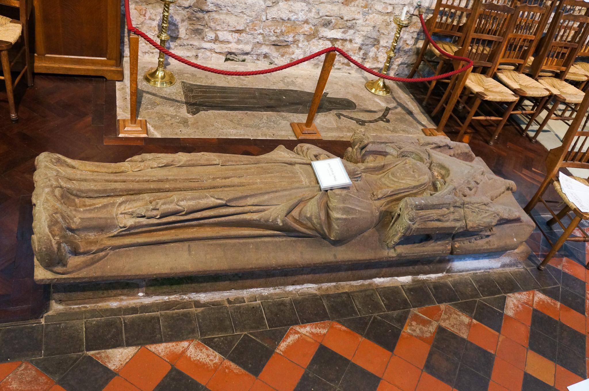 Edith de Astley Figure