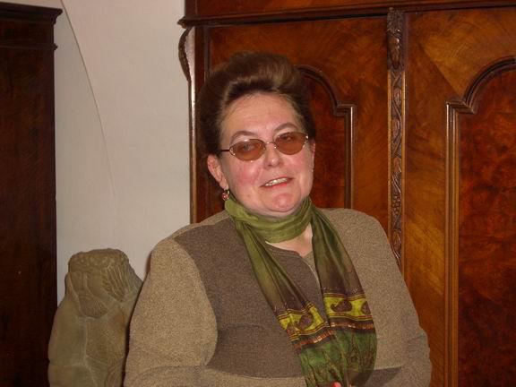 Malgorzata (Margaret) Busz