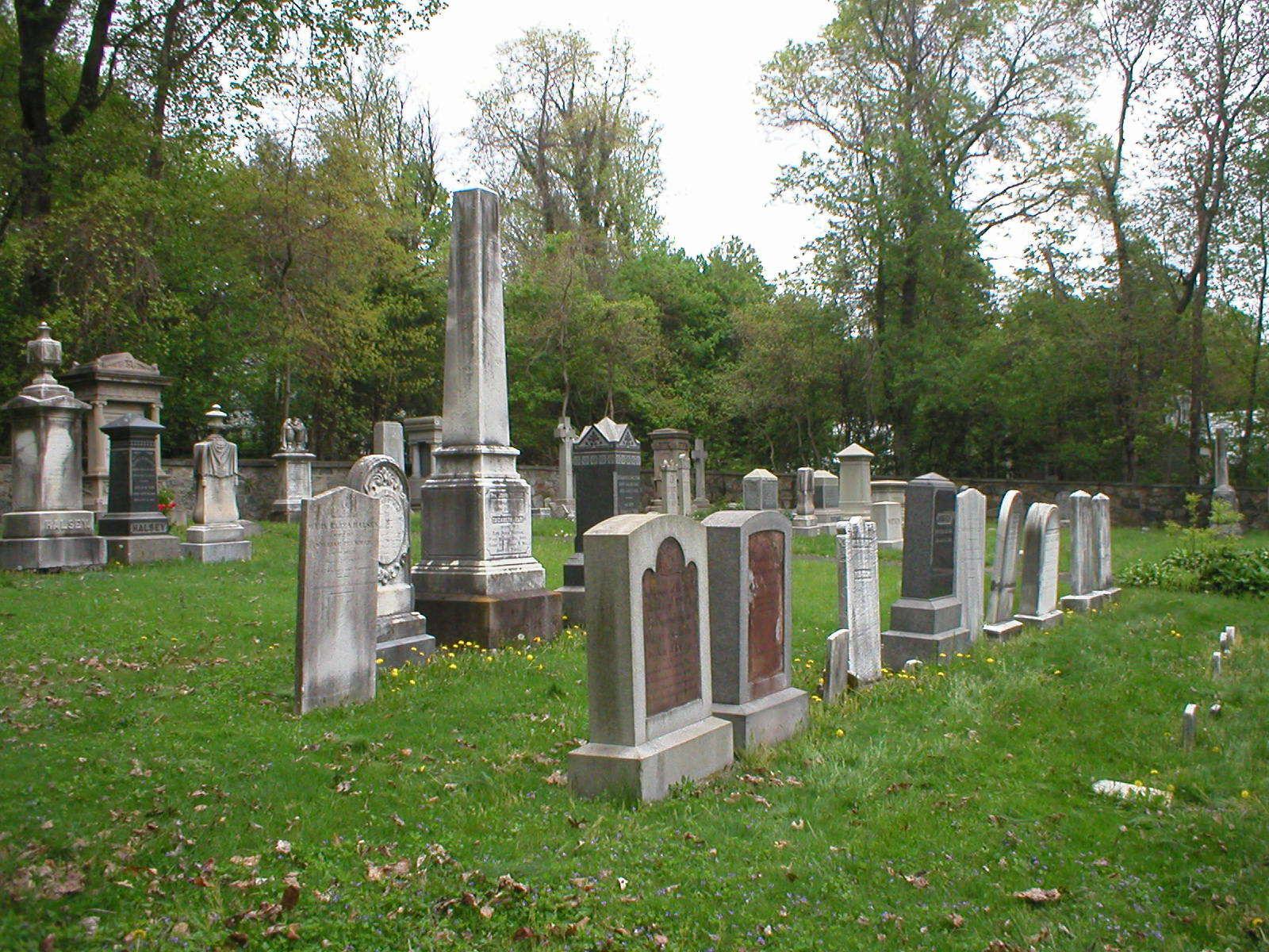 Ely Cemetery in Livingston NJ