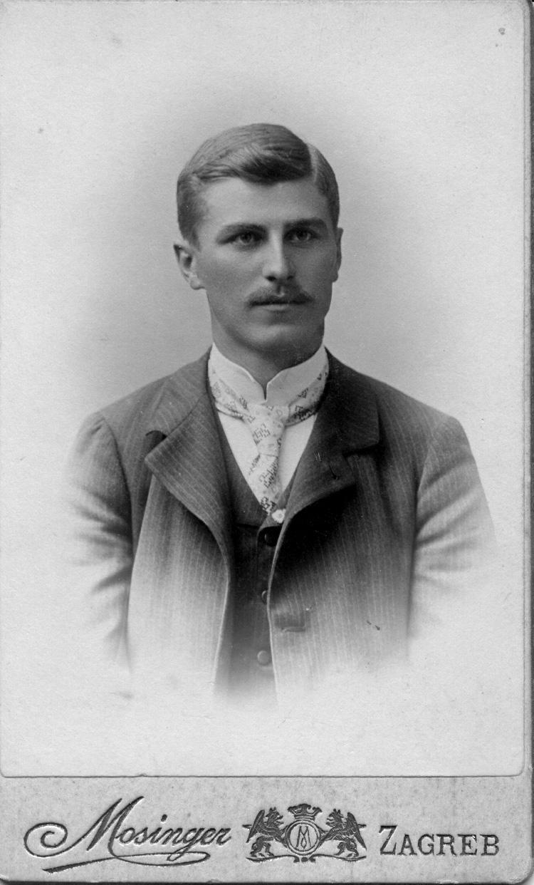 Ernest Nicklos on Feb 2 1905