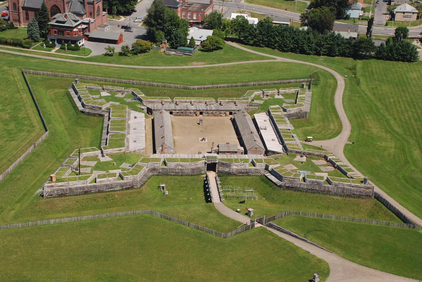 Fort Stanwix by Fort Stanwix National Monument