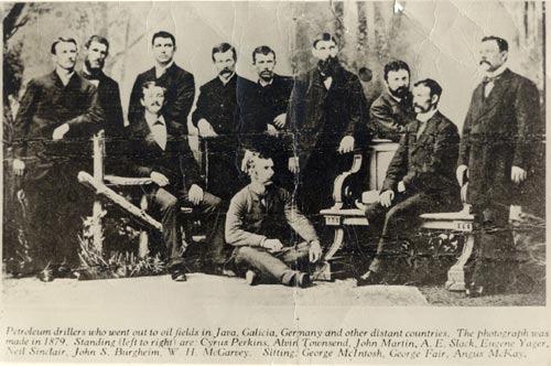 1879 Galacia Drillers