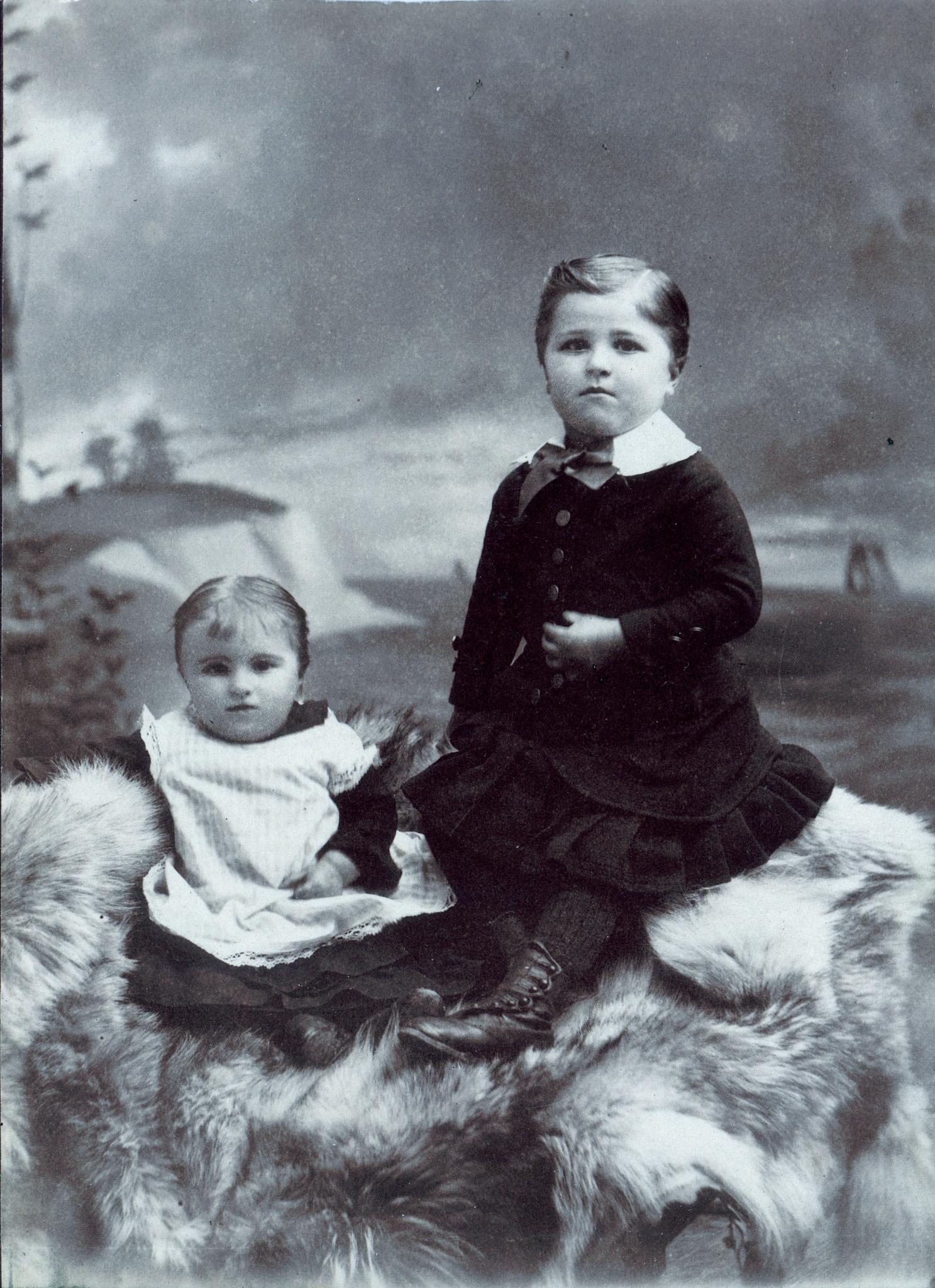 Gertrude & Ernest