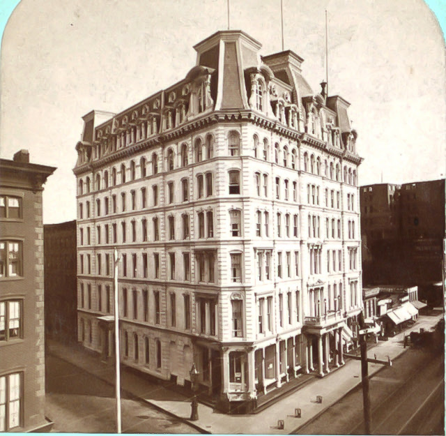 View of Grand Hotel at 31st and Broadway