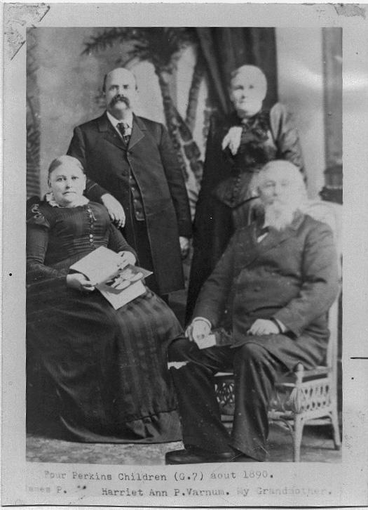 Grown Children of William & Harriet