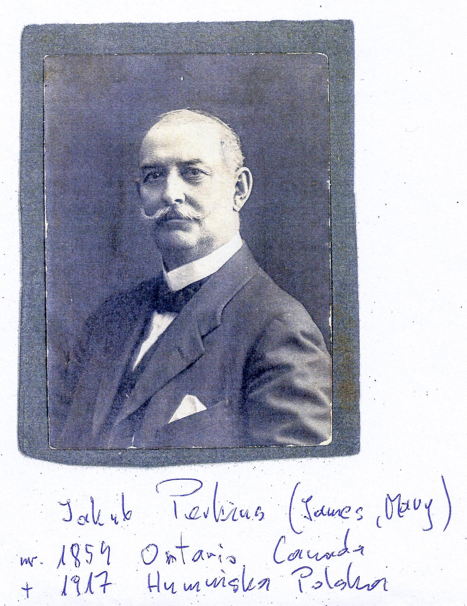 Jakub Perkins