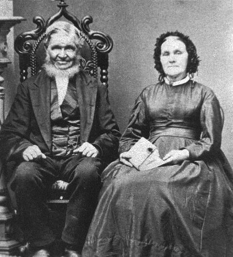 John & Harriet (Creelman) Lanning