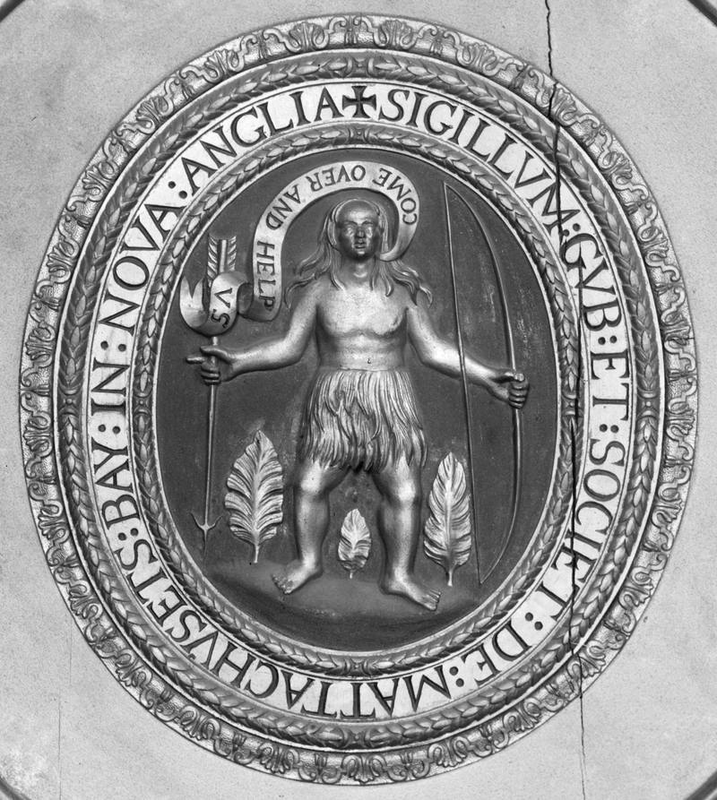 Seal of the Massachusetts Bay Colony