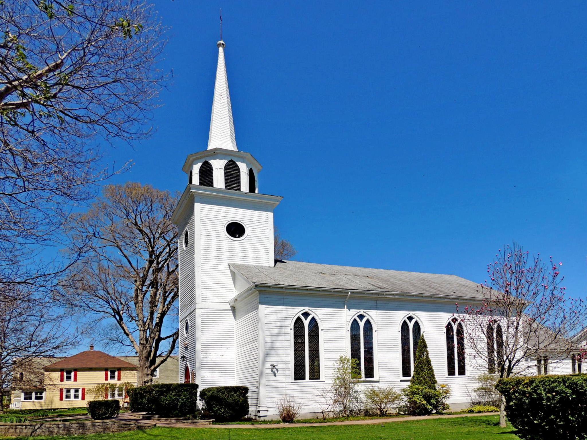 St Lukes Anglican Church, Annapolis Royal