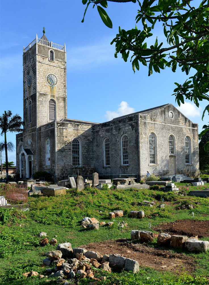 St Peters Anglican Church Falmouth