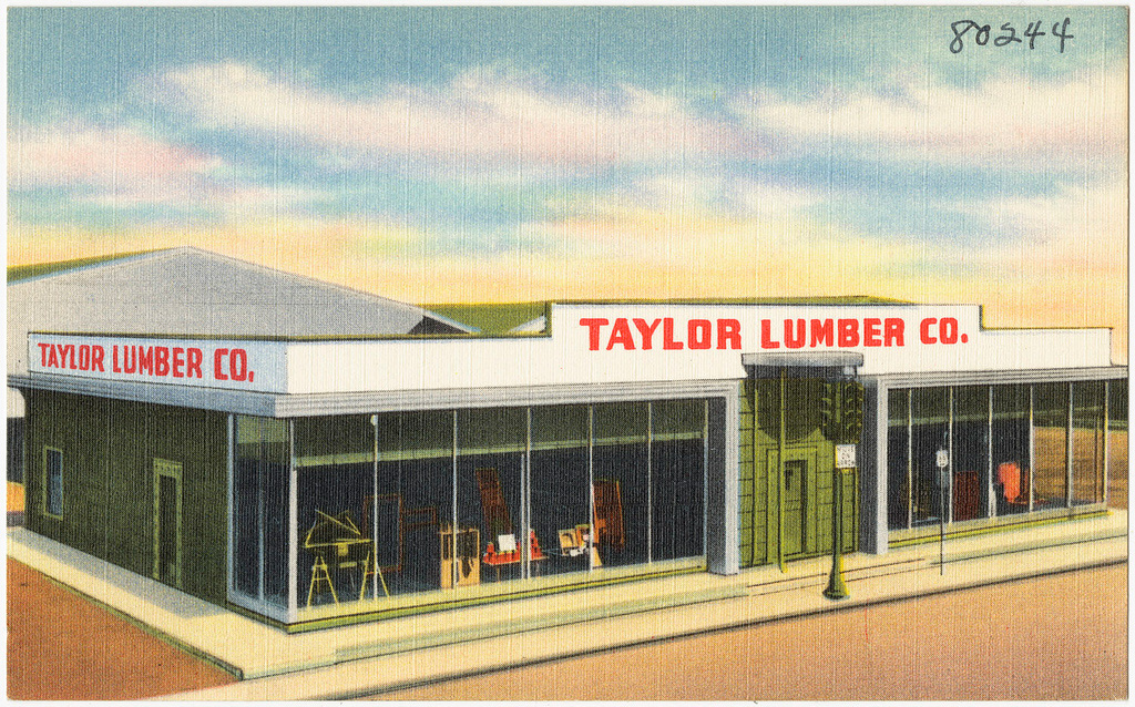 Taylor Lumber Company in Houston