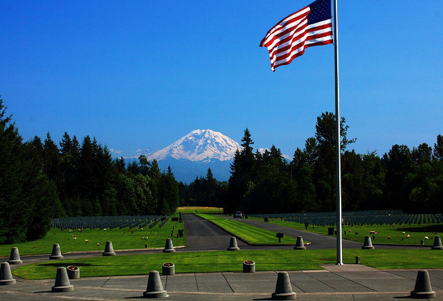 Tocoma National Cemetery