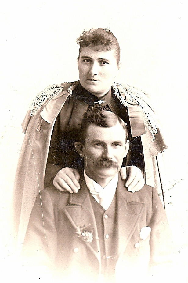 Young Charles & Jessie Nicklos
