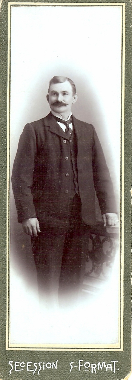 Young Charles Nicklos