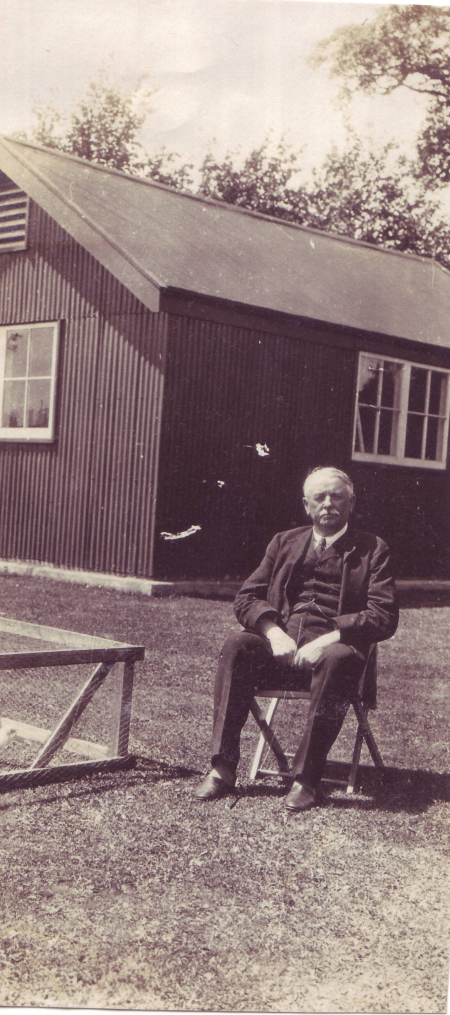 Cyrus Perkins in Older Years