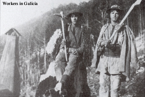 Workers in Galacia