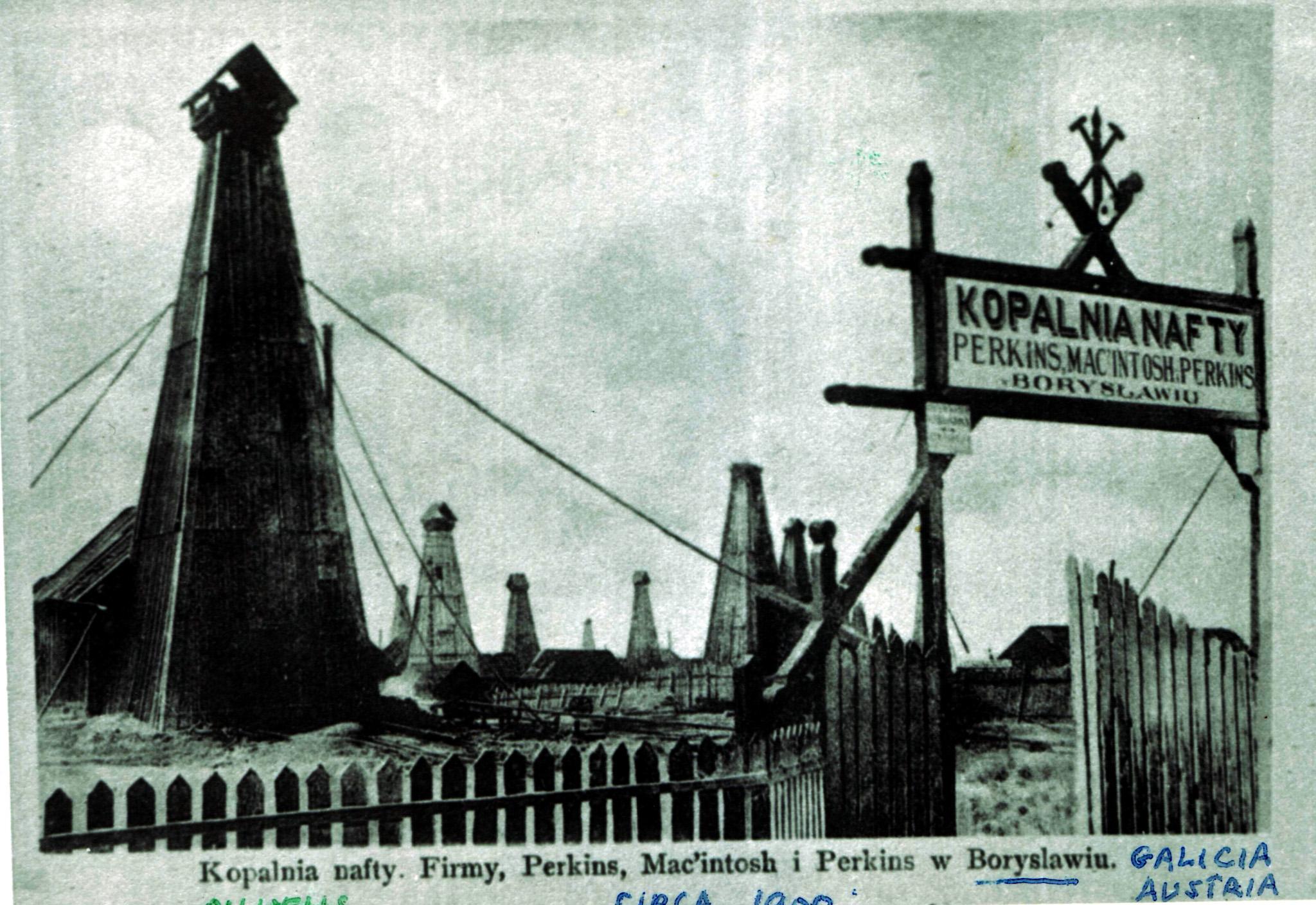 PMP Oilfield in Galacia