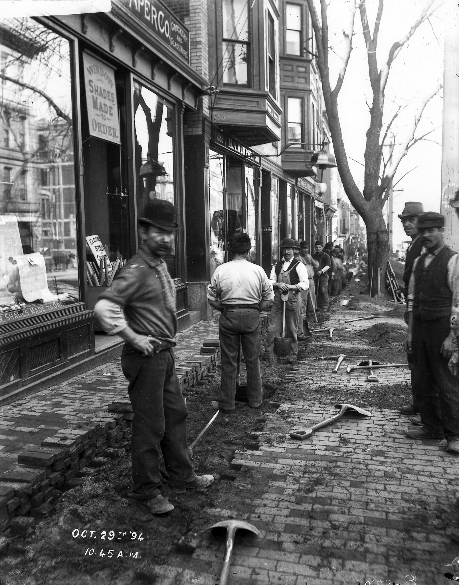 383 Broadway, Oct 1894